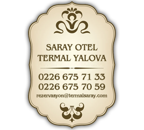 Termal Saray Otel & SPA | YALOVA